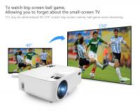 LED проектор T21 + MiraCast (AirPlay)